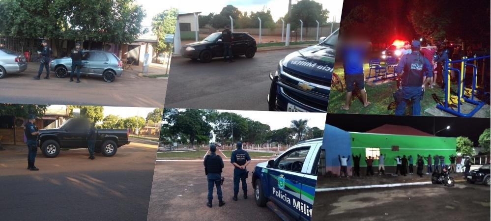 PM de Deodápolis divulga ações realizadas no final de ano durante a operação 'Boas festas'