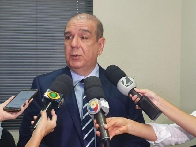 O diretor-geral da Polícia Civil, Marcelo Vargas, que assina recomendação com alerta contra