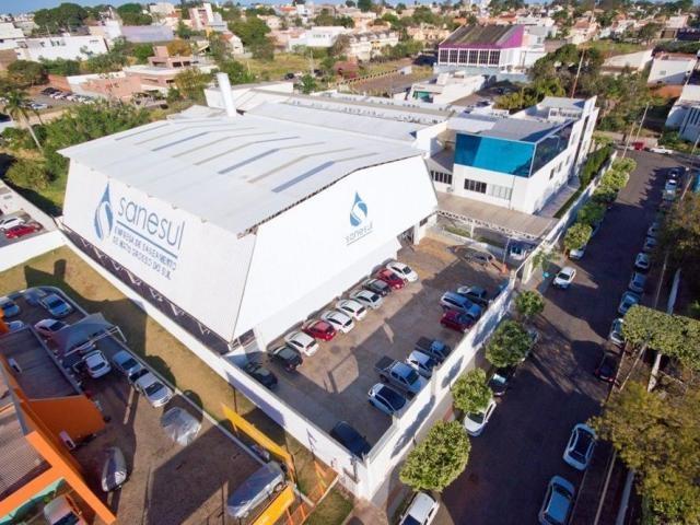 Empresa abriu 40 vagas para diversos cargos em Mato Grosso do Sul (Foto: divulgação/Sanesul)