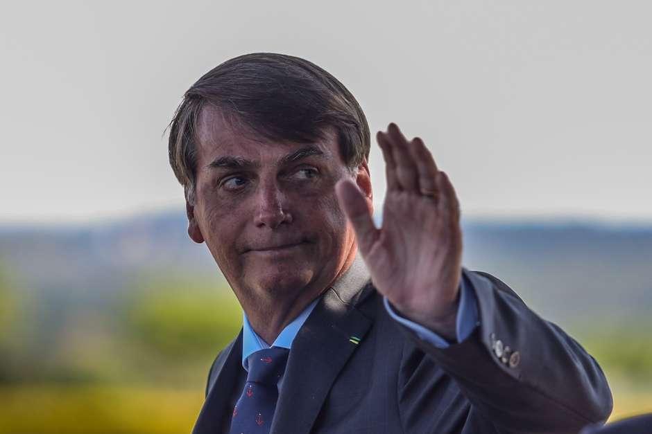 Jair Bolsonaro. Foto: Gabriela Biló / Estadão
