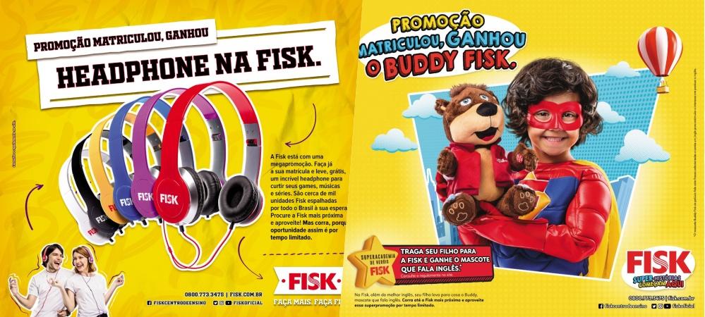 Com matriculas abertas, Fisk Deodápolis destaca promoções para crianças e adultos em 2020