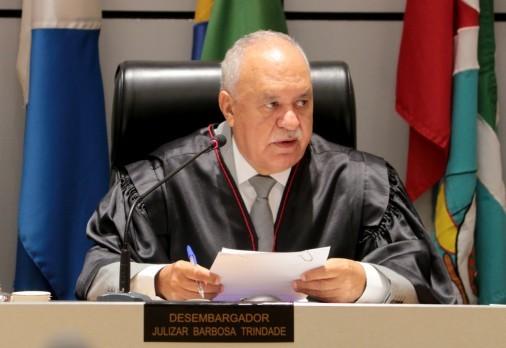 Desembargador Julizar Barbosa Trindade foi o relator no TJ - Crédito: Divulgação/TJ-MS
