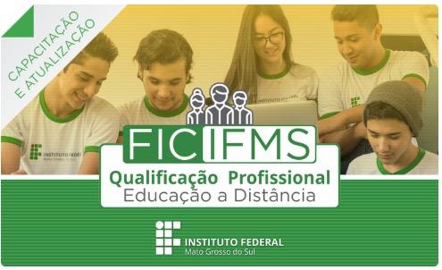 IFMS abre matriculas online para turma do curso de Operador de Computador em Deodápolis