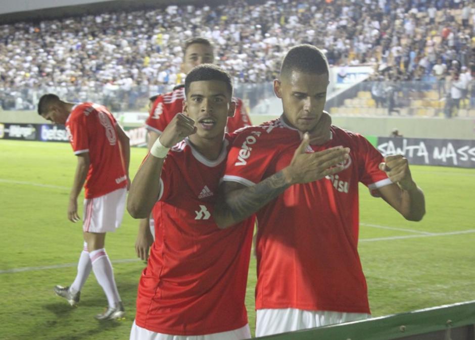Inter enfrenta Grêmio ou Oeste na decisão da Copinha (Foto: Divulgação/Internacional) Foto: Gazeta Esportiva