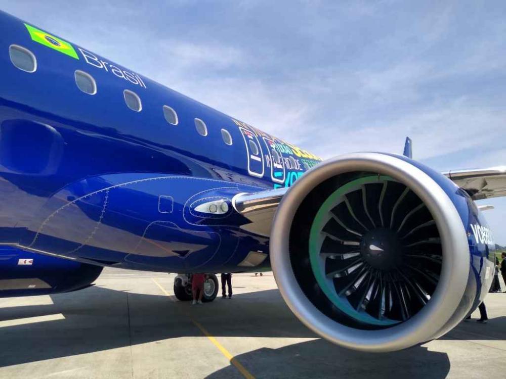 Promoções das companhias aéreas sempre são lançadas nos finais de semana (Reprodução)