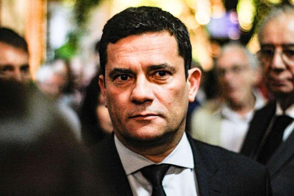 O Ministro da Justiça Sérgio Moro Foto: FLAVIO CORVELLO / Futura Press