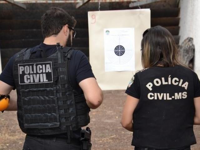 Concurso da Polícia Civil ficou suspenso por decisão judicial. (Foto: Divulgação/PC)