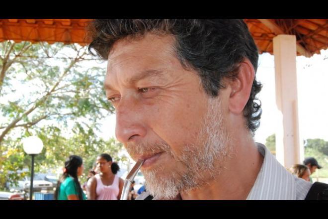Léo Veras era proprietário do Porã News - Acervo pessoal