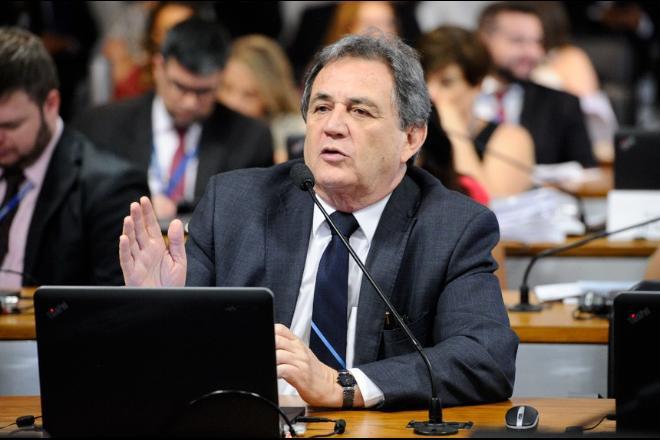 Projeto foi proposto pelo ex-senador de Mato Grosso do Sul, Waldemir Moka - Arquivo