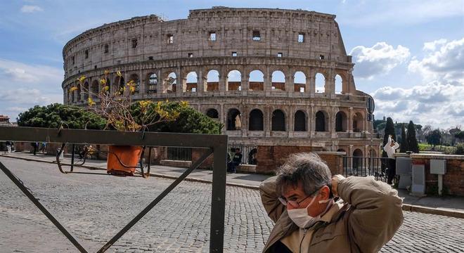 Itália amplia quarentena a todo o país para tentar frear coronavírus