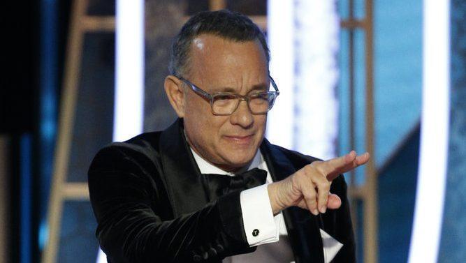 Tom Hanks e esposa revelam que estão com Coronavírus