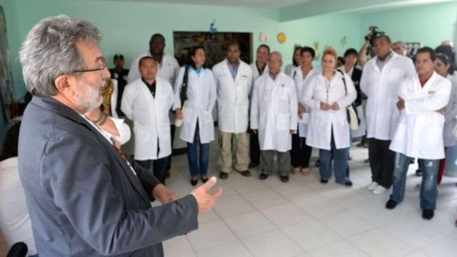 Participação cubana no Mais Médicos foi encerrada por Havana em novembro de 2018 Foto: Getty Images / BBC News Brasil