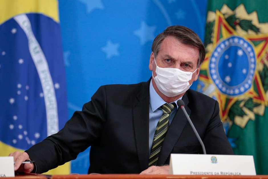 Foto: Carolina Antunes/PR / Divulgação