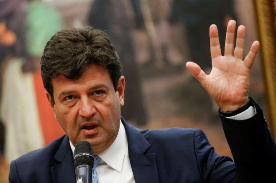 Ministro da Saúde, Luiz Henrique Mandetta 11/03/2020 REUTERS/Adriano Machado Foto: Reuters