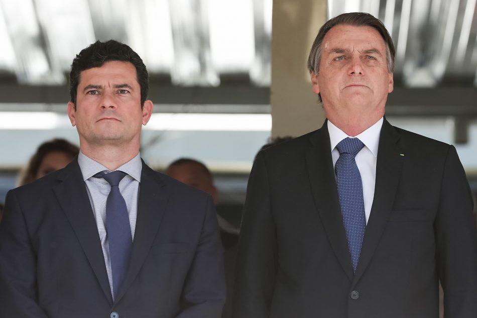 STF autoriza abertura de inquérito sobre acusações de Moro contra Bolsonaro