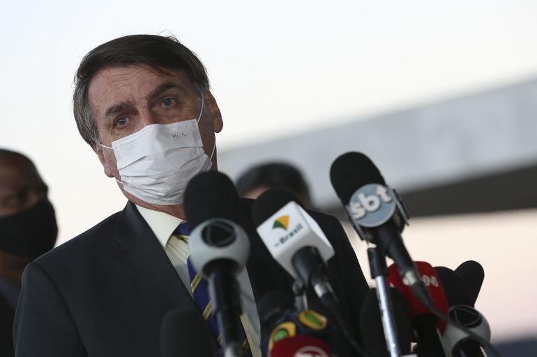 O presidente Jair Bolsonaro. (Marcello Casal Jr./Agência Brasil)