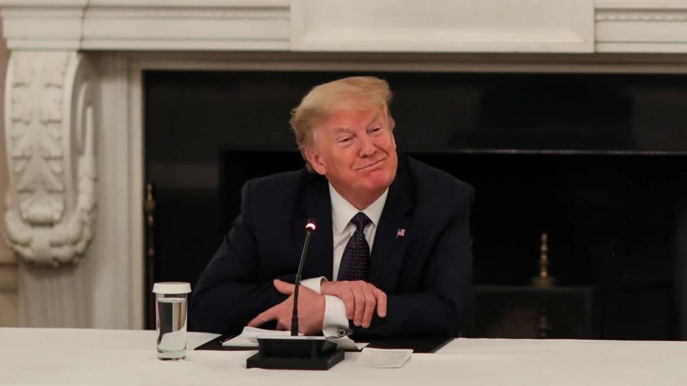 Donald Trump anuncia que tem tomado hidroxicloroquina