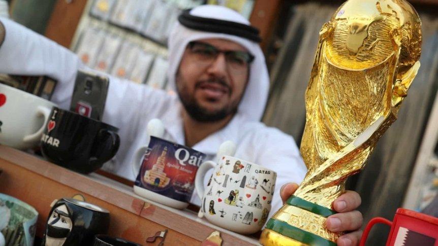 Recessão global preocupa os organizadores da Copa do Mundo do Catar-2022