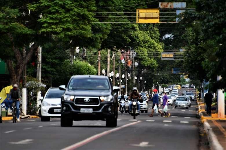 Dourados tem aumentado o número de casos confirmados de coronavírus - Crédito: Hedio Fazan/Dourados News