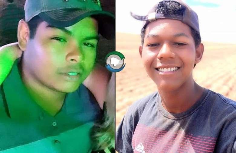 Jovens morreram na madrugada de ontem - Crédito: Noticidade