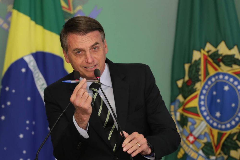 O presidente Jair Bolsonaro. (Foto: Agência Brasil)