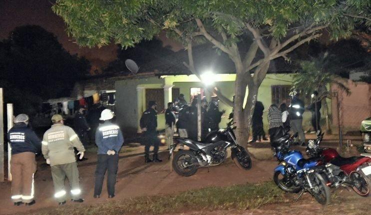 Com transmissão ao vivo, policial mata filhos, sogros e cunhadas na fronteira