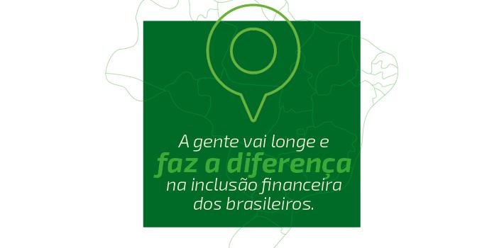 Estudo mostra capacidade do cooperativismo de crédito de levar serviços financeiros a pequenos municípios