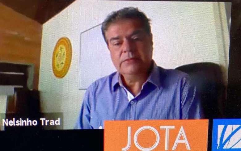 Nelsinho Trad destaca a importância da imagem e segurança jurídica no Brasil para atrair novos investidores estrangeiros