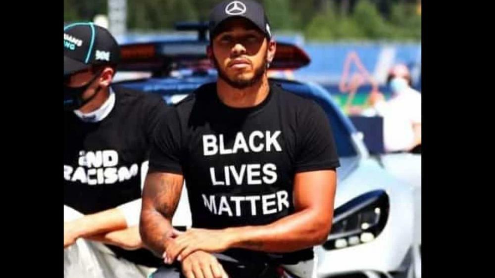 Hamilton diz que manterá protestos antirracistas na Fórmula 1