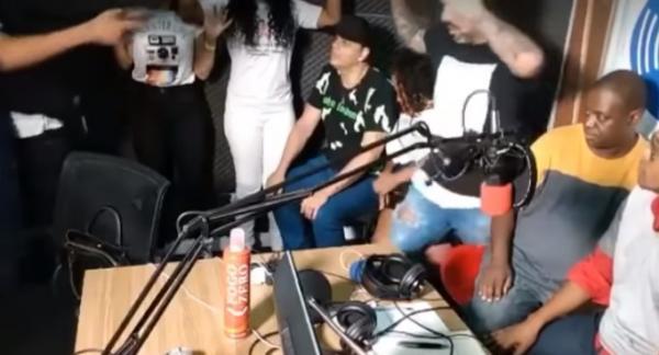 Rádio SOT é assaltada ao vivo em São Paulo