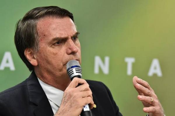 Jair Bolsonaro fala sobre liberação de posse de armas | SBT Brasil (29/11/18)