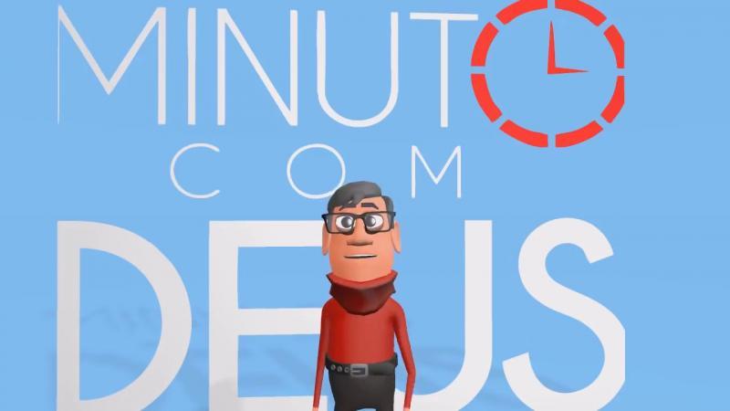 Ouça mais e fale menos - Minuto com Deus Animações