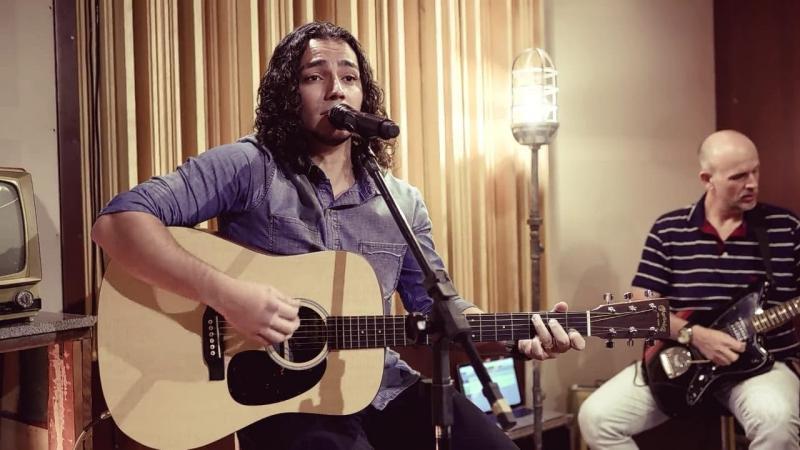 Minha Essência - Live Session ♫ Thiago Brado