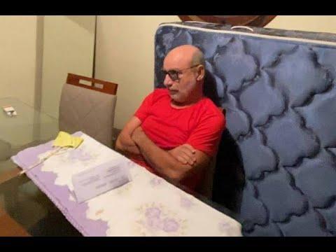 Fabrício Queiróz é preso em Atibaia (SP)