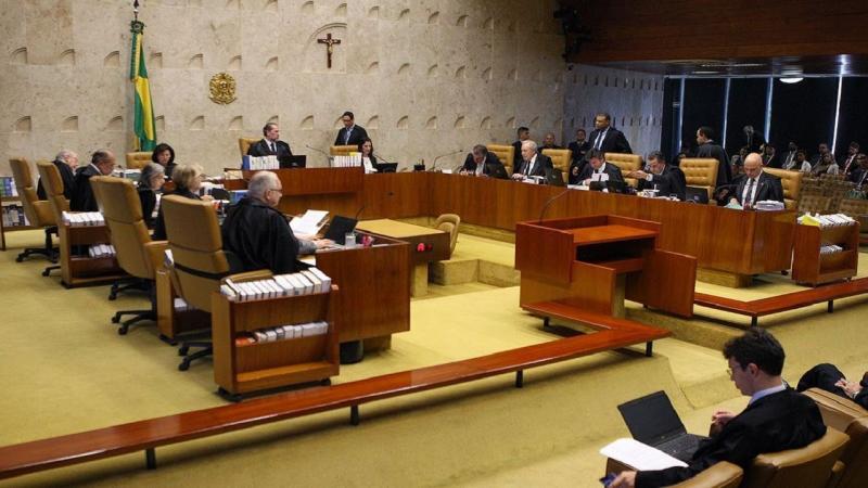 STF manda abrir inquérito para investigar atos contra a democracia