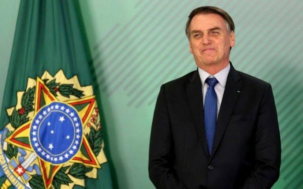 Presidente Jair Bolsonaro embarca em primeiro voo oficial da FAB
